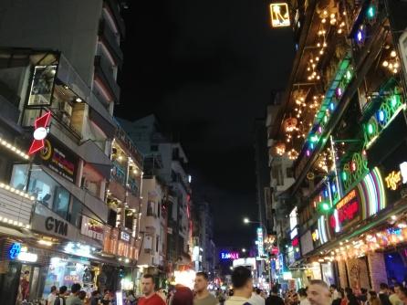 Walking is Free at Bun Vien