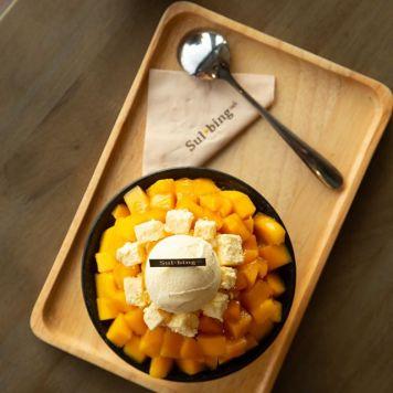 Sul-bing Dessert